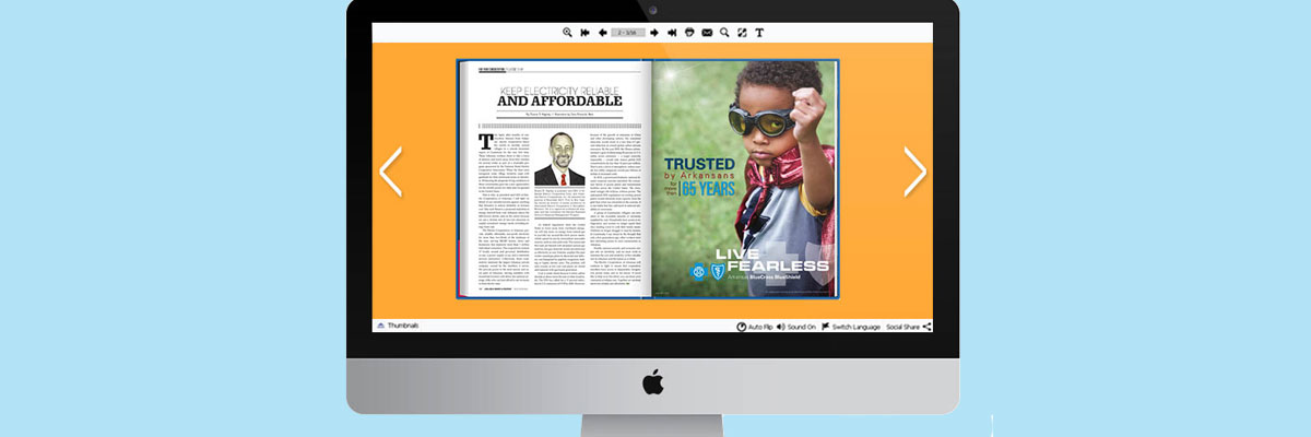 Online Magazine Publishing