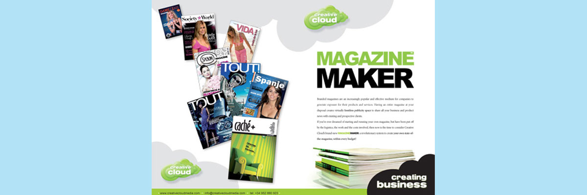 Magazine Maker Software