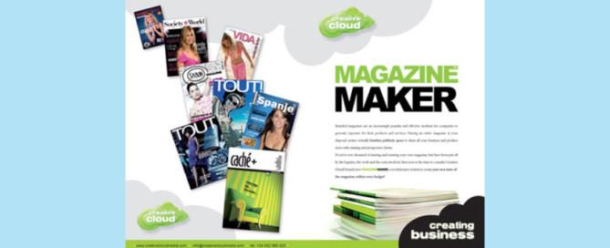 magazine maker