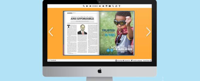 online magazine publishing