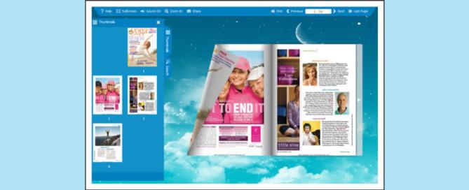 online magazine publishing software